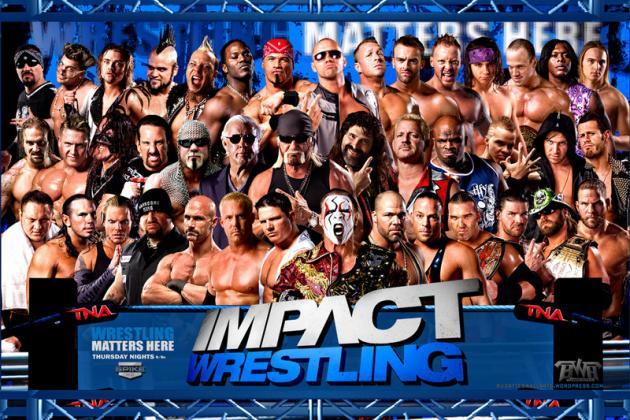 TNA Wrestling: 5 Major Changes Needed Sooner Rather Than Later