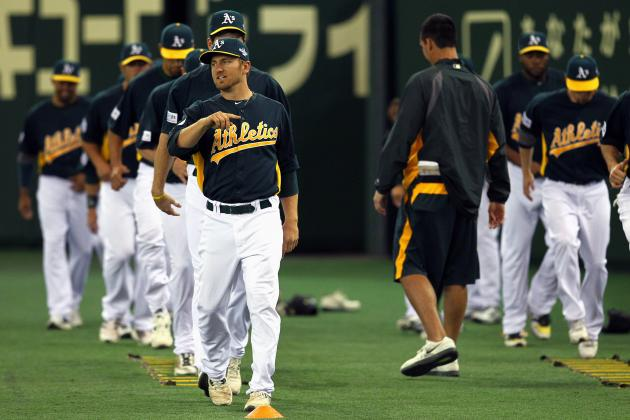 Oakland Athletics: Grading the A's at Every Position