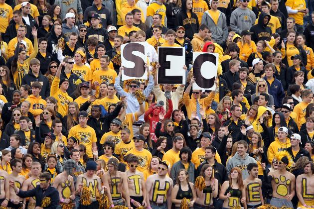 Missouri to SEC: 7 Major Changes for Mizzou Tiger Football in the 2012 Season