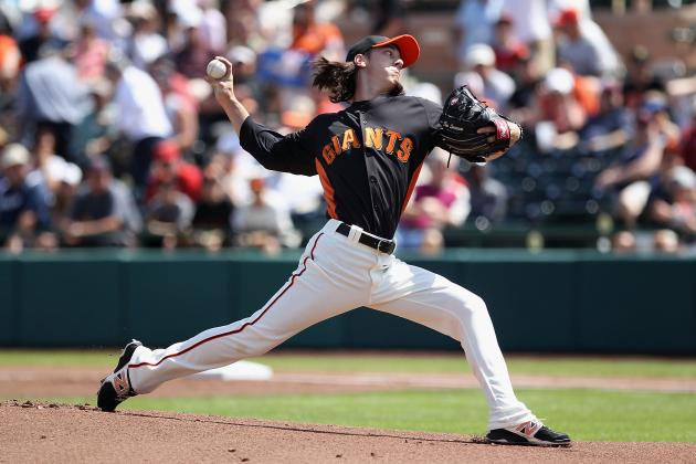 Ranking Every MLB Team's Top 3 Starters Heading into 2012