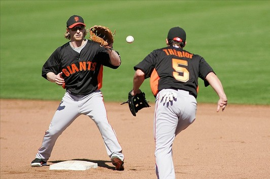 San Francisco Giants: Worst Double Play Combos in Franchise History