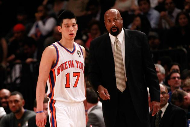 New York Knicks: Best and Worst Moments for Jeremy Lin and the Knicks in March