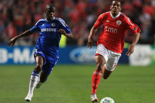 Benfica V Chelsea: 6 Things We Learned from Champions League QF 1st Leg