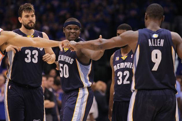 6 Reasons Why the Memphis Grizzlies Are a Dark-Horse Contender in the West