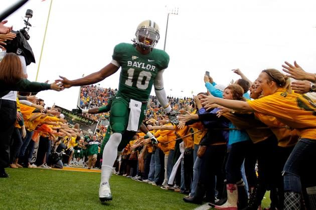 2012 NFL Mock Draft: College Highlights of Every First-Round Stud