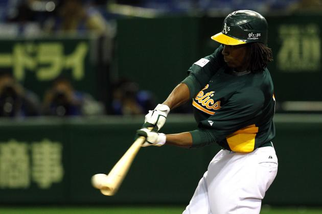 Fantasy Baseball 2012: Ranking the Oakland Athletics' Best Options
