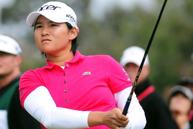 LPGA Tour 2012: 5 Women That Could Challenge Yani Tseng at the Kraft Nabisco