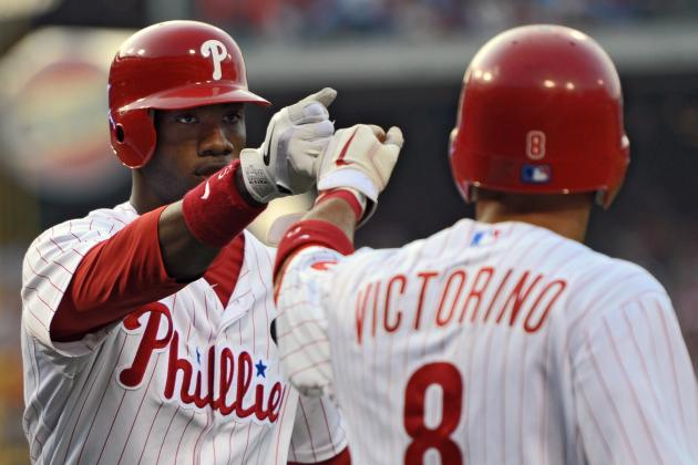 Philadelphia Phillies: 25 Ideas for Getting Younger over the Next 5 Years