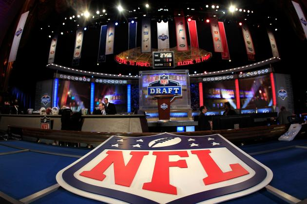 B/R Community Mock Draft: Chicago Bears' Third Round Pick Is...