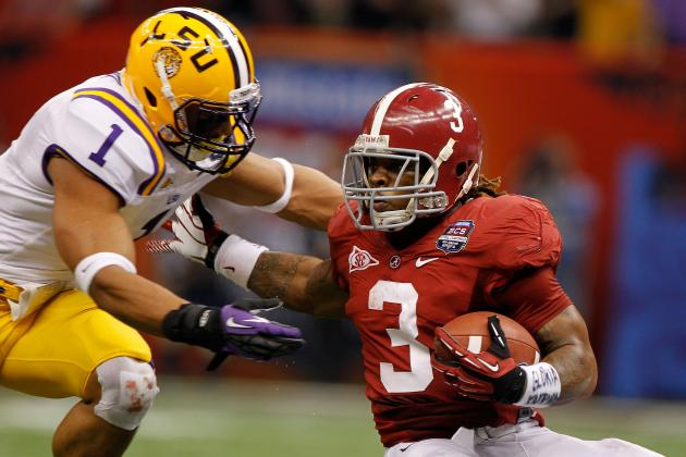 2012 NFL Draft: Predicting Landing Spots for the Top SEC Stars