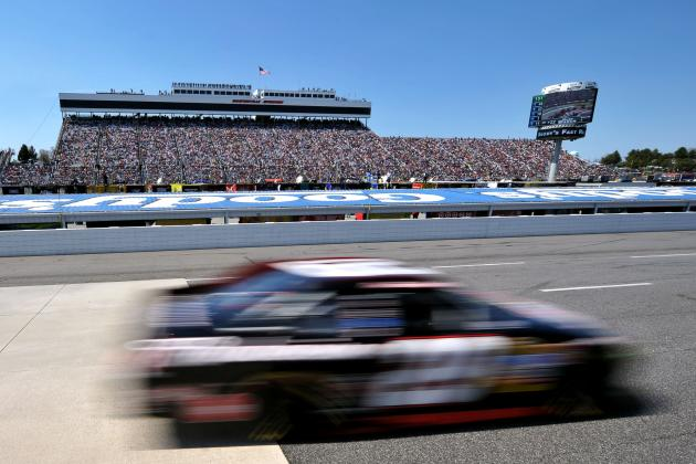 NASCAR at Martinsville: Kevin Harvick and 6 Drivers Who'll Be in the Mix