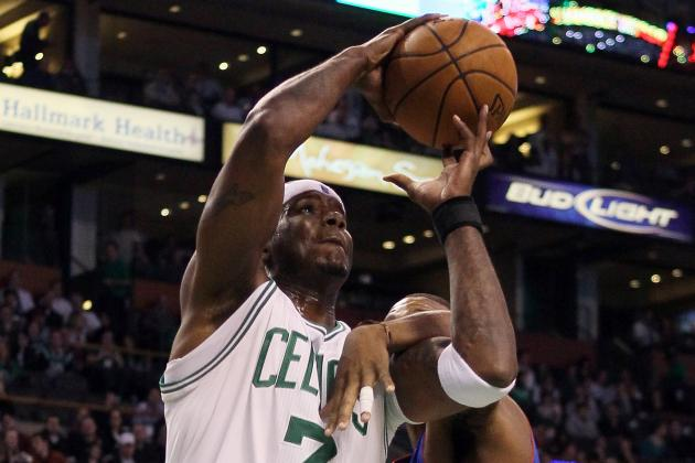 Boston Celtics: Ricky Davis and the Worst C's of the Last Decade