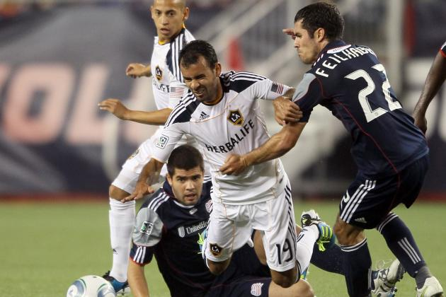 Los Angeles Galaxy vs. New England Revolution: 10 Bold Predictions