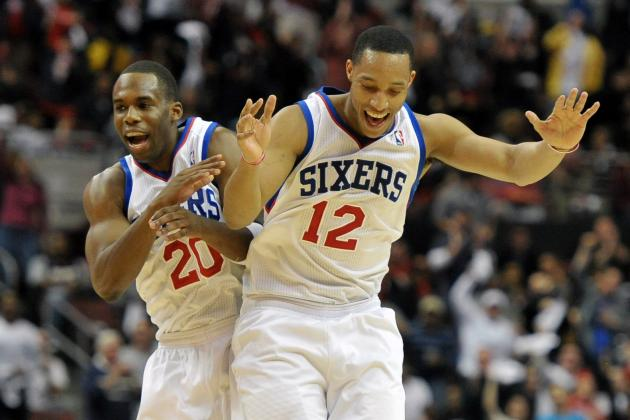 Predicting Each Game for Philadelphia 76ers in April