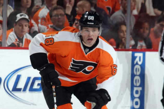 Philadelphia Flyers: Five Potential Bobby Clarke Trophy Winners