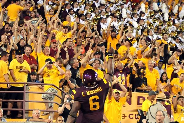10 Ways You Know You're a Sun Devils Fan