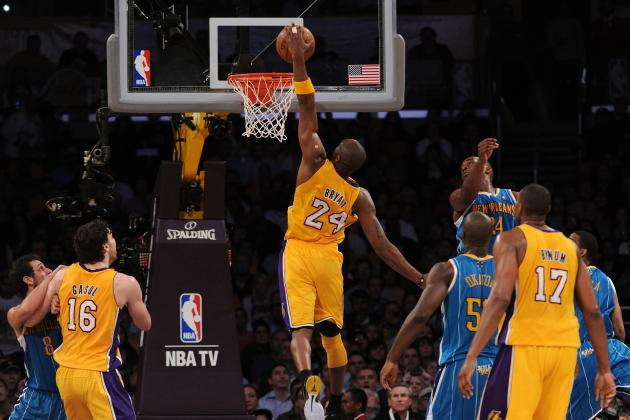 24 Greatest Moments of Kobe Bryant's Career