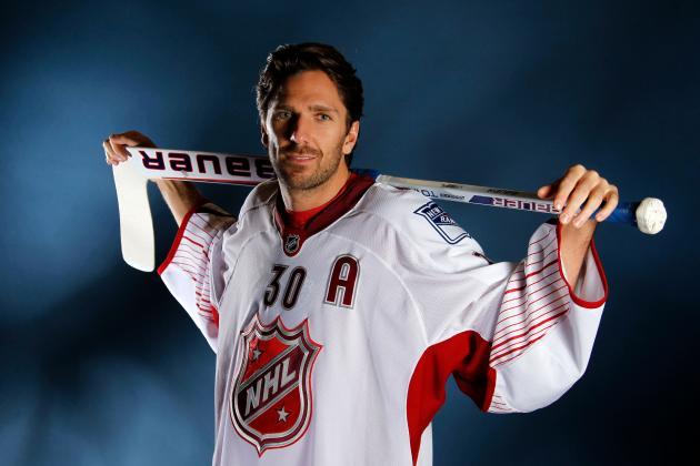 22 Biggest Pretty Boys in the NHL