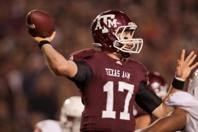 NFL Draft 2012: Stock Up, Stock Down for Top Prospects