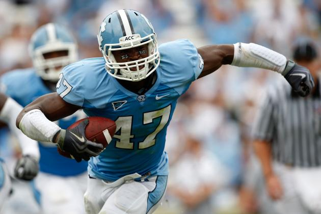 NFL Draft 2012: Five Prospects the Philadelphia Eagles Should Fall in Love with