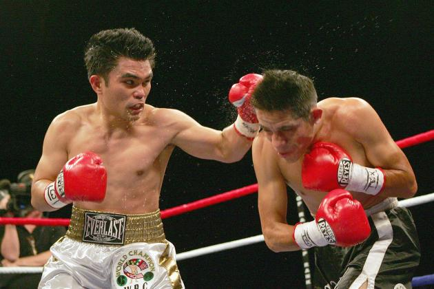 Top 10 Boxers South of Bantamweight