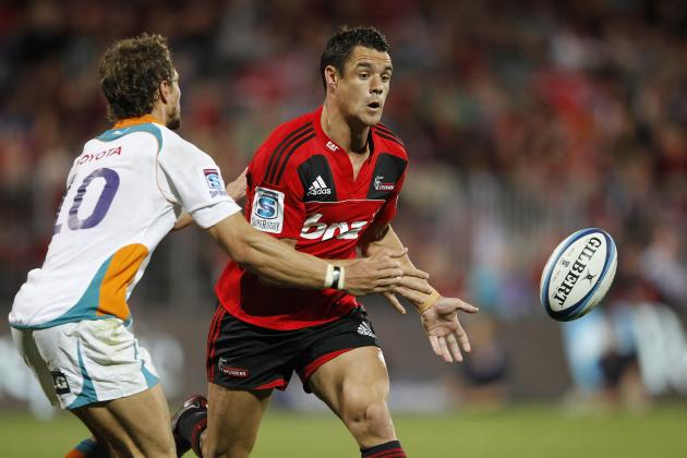 Rugby Union: Power Ranking Dan Carter's Potential Backups