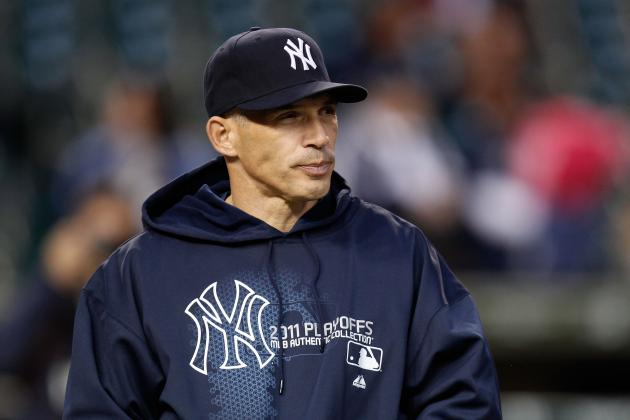 MLB Spring Training 2012: Yankees' Joe Girardi Has a Tough Decision to Make