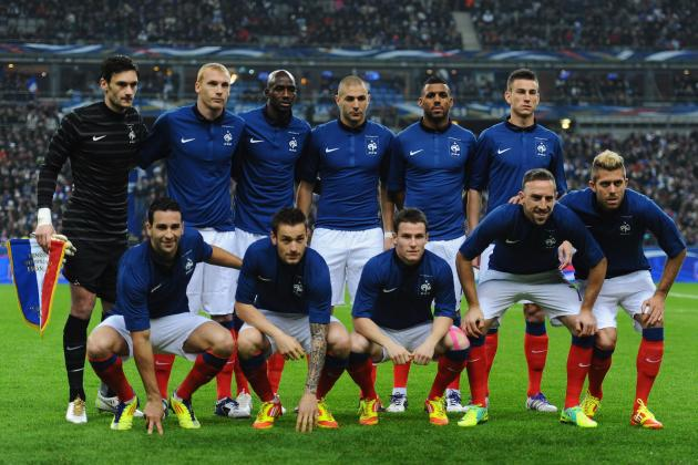 Euro 2012 Preview: 8 Things to Know About France