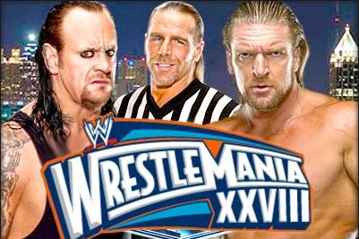 WWE WrestleMania 28: 5 Reasons Why Triple H Will Crush Undertaker