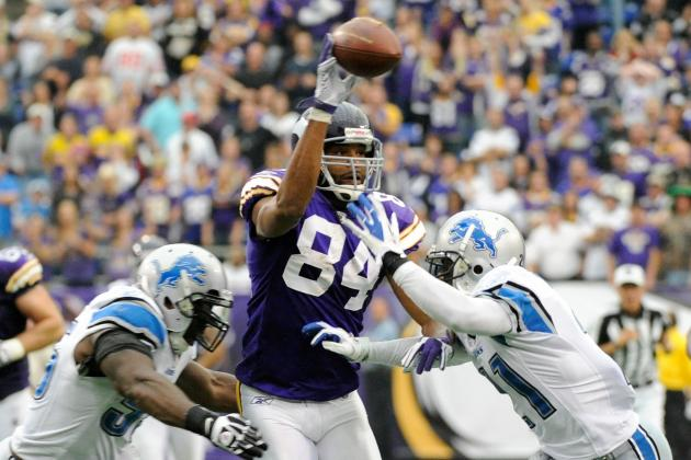 Michael Jenkins and 5 Minnesota Vikings Who Must Be Replaced