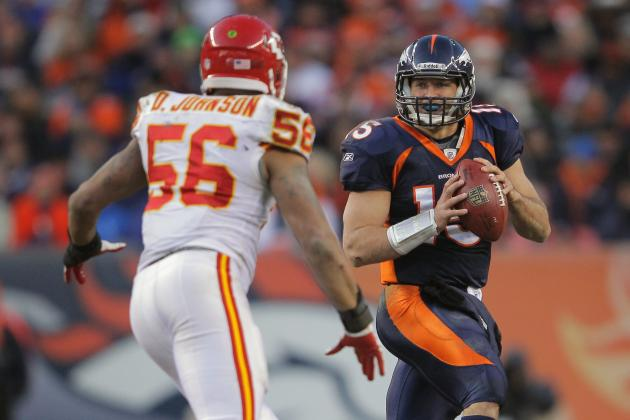 2012 NFL Free Agents: 5 Players the Kansas City Chiefs Must Target