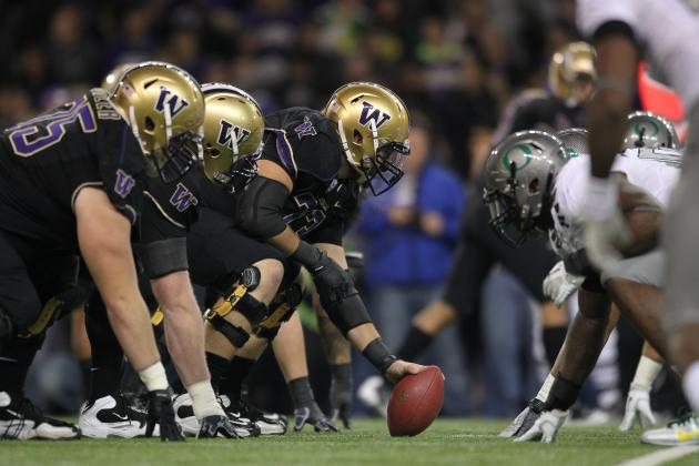 Washington Huskies Football: Top Position Battles This Spring