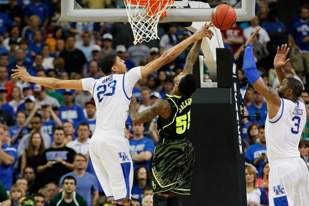 NCAA Tournament 2012: X-Factor for Each Final Four Team
