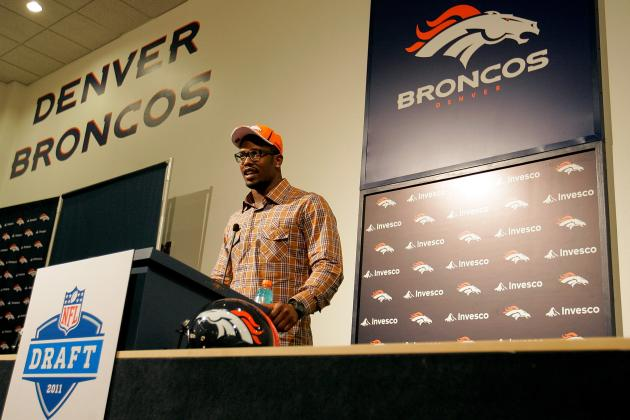 2012 NFL Draft: 3 Defensive Tackles Denver Broncos Could Select in 1st Round