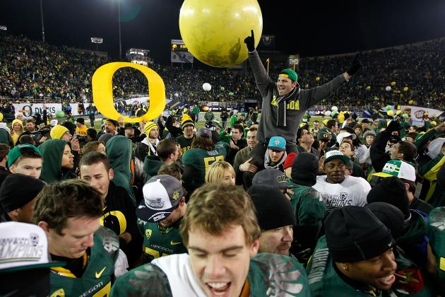 10 Ways You Know You're an Oregon Ducks Fan