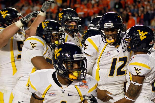 West Virginia University Football: Simulated Season Without FGs