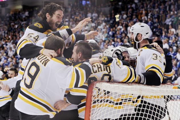 Boston Bruins: The 3 Best and 3 Worst Playoff Matchups for the B's