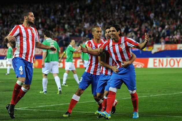 Atletico Madrid vs. Hannover 96: 5 Things Learned in Europa League Quarterfinal