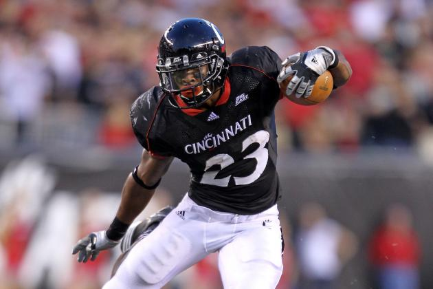 2012 NFL Mock Draft: Cincinnati Bengals Bleacher Report Community Draft Results