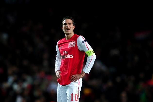 Robin Van Persie: 5 Steps Arsenal Must Take to Keep Him