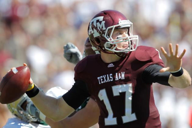 Texas A&M Football: 10 Best Quarterbacks in School History