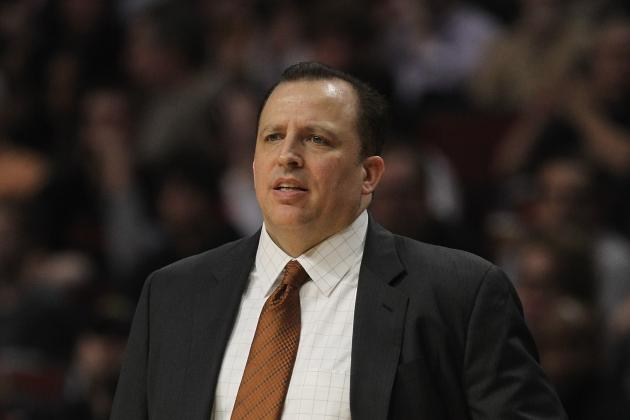 Power Ranking Tom Thibodeau with the Best Bulls Coaches of All Time