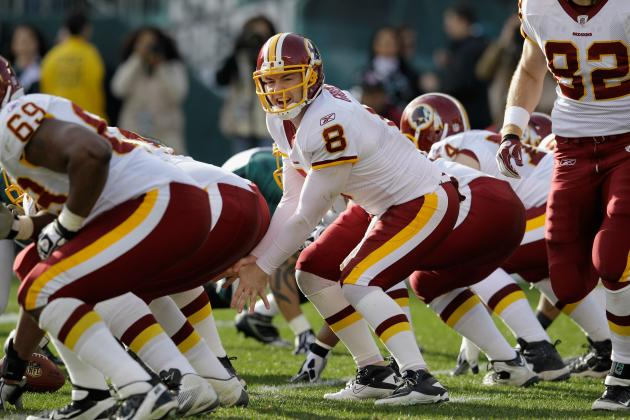 2012 B/R NFL Community Mock Draft: 5 Areas of Need for Washington Redskins