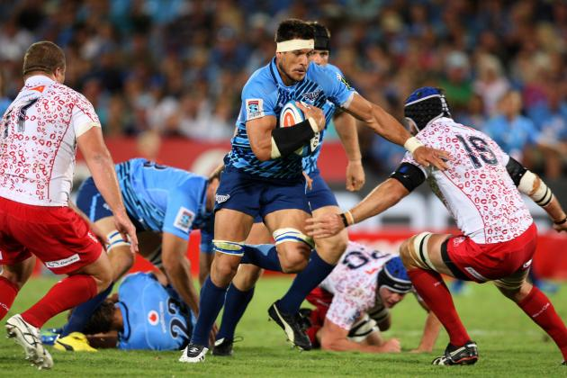 Super Rugby 2012: 4 Teams Guaranteed to Lose in Round 6