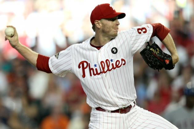 Fantasy Baseball Rankings 2012: The Top 15 Starting Rotations