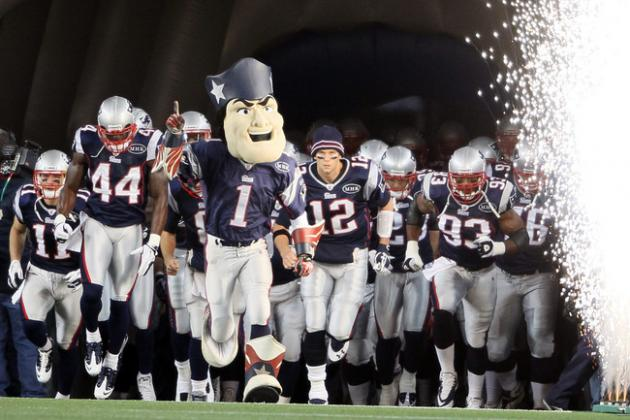 Predicting the 2012 New England Patriots Week 1 Starting Lineup