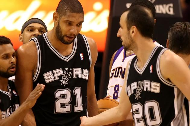 San Antonio Spurs: 5 Players Who Need to Step Up for Playoffs