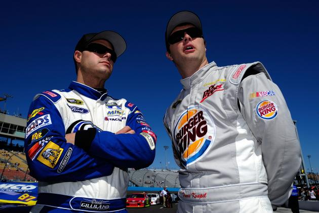 NASCAR's Mendoza Line: Ranking Teams 31-40 in Sprint Cup Owners Points