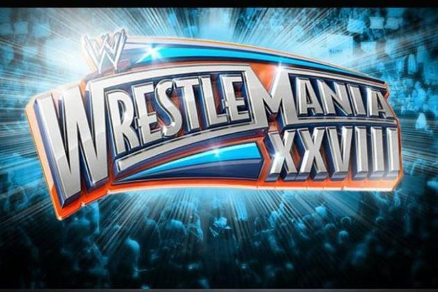 WrestleMania 28:  Predicting the Results of Every Match