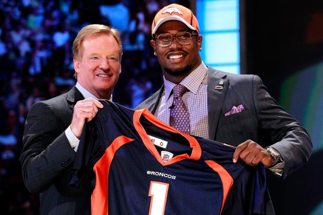 2012 NFL Draft: Updated DTs Available to Denver Broncos in First Round
